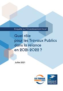 Etude FNTP LBP investissement 2021-2022