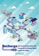 Etude sur les bornes électriques publiques en Europe