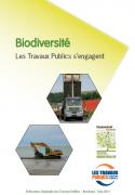 Brochure d'information sur l'engagement de la FNTP pour la biodiversité